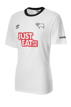 Derby County home Derby County, Football Fashion, Football Kits, Soccer Jerseys, Mens Tops, Shirts, Decor