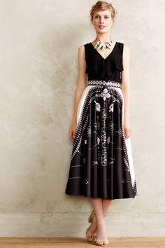 #Sundial #Skirt #Anthropologie