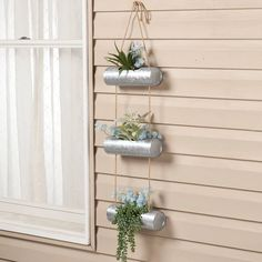 Your DIY vertical herb garden will need some attention in the beginning, by setting everything up and planting the herbs you will need, but after that is becomes easier to manage the herb garden, by watering the plants and cutting any excess foliage or dry ends. Some herbs work better when dried, so you may need a place where to do so, but others better used when fresh, so it is more practical as you only need to get the herb from your vertical planters and add it to the dish you are…