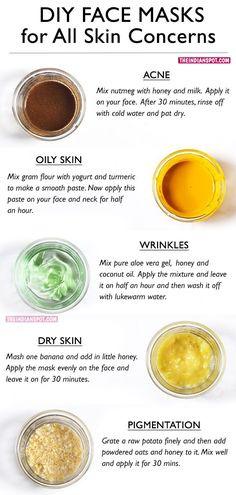 Face masks are used since ages for various skin issues or just maintain healthy skin. There are tons of commercially available face masks but not all work; i...