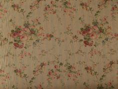 Espada Stripe Bouquet Edinburgh Weavers Curtain//Craft Fabric