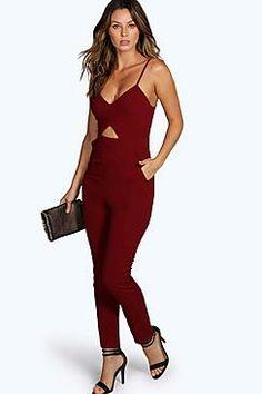 Lucie Cut Out Jumpsuit