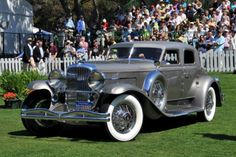 1933 Duesenberg SJ Arlington Torpedo | Amazing Classic Cars
