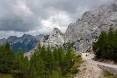 Vršič Pass viewpoint (1h), Triglav National Park, Julian Alps, Slovenia