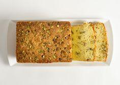 Pistachio Pound Cake photo