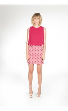 The Catalina Dress Red - Pinkmartini Collection