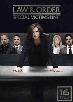 This set contains every episode from the 16th season of Law & Order: Special Victims Unit, a procedural starring Mariska Hargitay and Ice-T as detectives investigating various sex crimes.