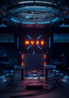 A Cyberpunk-feel inspired experimental short film entitled: Muse. Superb soundtrack by Morgan Willis, a beautiful accomplishment and shout to Guangyu Li Space Opera, Spaceship Interior, Maxon Cinema 4d, Cyberpunk Art, Ghost In The Shell, Stage Design, Motion Design, Graphic Illustration, Muse
