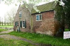 Old Country Houses, Old Farm Houses, Holland, The Province, Renting A House, Summer Time, Countryside, Sweet Home, Barn