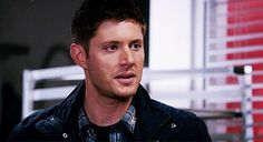 "The ""Sure, Whatever You Say"" I Epic Faces from Dean Winchester"