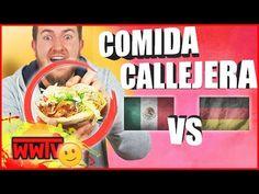 Probando Comida Callejera: Alemania VS México  Tacos VS Döner Kebab con Makalakesh - Vivir en Alemania