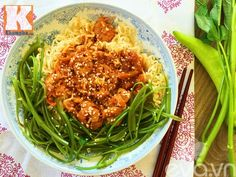 Mon Tom, Seaweed Salad, Spaghetti, Cooking, Ethnic Recipes, Food, Kitchen, Essen, Meals