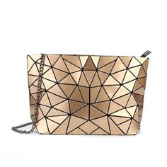 2016 New Diamond Lattice Women Bao Bao Bags Geometry Laser baobao Handbag Women Bag BAOBAO Totes Shoulder Bag Ladies Bolsa 2