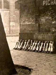 Eli Lotar, Aux abbatoirs de La Villette (1929)