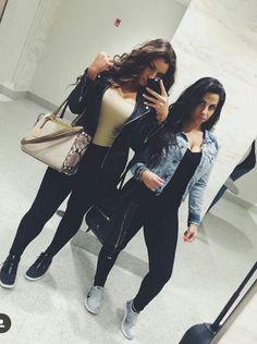 Nazanin kavari & Yasmin Kavari ❤