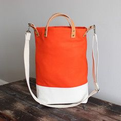 Shoulder Strap Laptop Tote, $149.95, now featured on Fab.