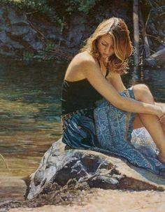 American Watercolor painter-