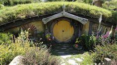 New Zealand - Hobbiton - Imgur