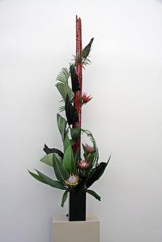 Ikebana  by ejhrap, via Flickr