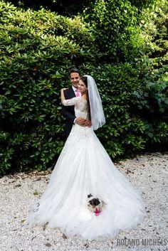 Pet Love. #wedding #photoshoot #idea #petlove