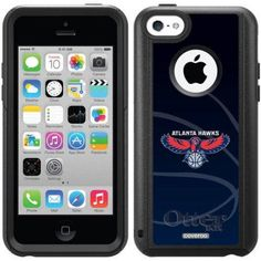 iPhone 5c OtterBox Commuter Series NBA Case, Blue