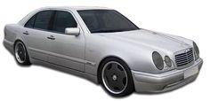 1996-1999 Mercedes E Class W210 Duraflex AMG Style Body Kit - 4 Piece