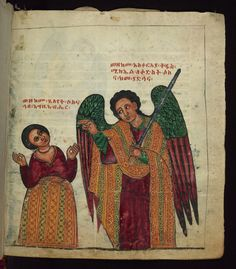 https://flic.kr/p/ahs2mj   Ethiopian Manuscript, Gondar Homiliary, Walters…