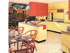 Armstrong Flooring, 1956