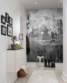 Charcoal   Behang REBEL WALLS   Designwebwinkel
