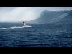 World's largest kite surfed wave - Ben Wilson for Jeep Australia