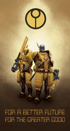 Tau - Warhammer 40K