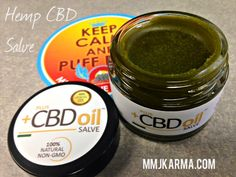 how to make salve with cbd oil