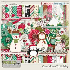 Countdown To Holiday