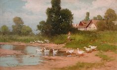 Cottage Art, Art Pictures, Vintage, Hungary, Paintings, Google Search, Art Images, Art Production, Frames