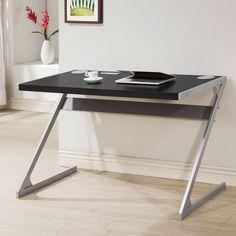 Coaster Furniture Z-Shaped Bluetooth Desk - 800820
