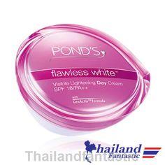 Pond's Flawless White Skin Whitening PONDS Lightening SPF18+ Treatment Day Cream  Price:US $14.99  http://www.ebay.com/itm/151891998208  #ebay #paypal #Thailandfantastic #Pond #Flawless #White #Skin #Whitening #PONDS #Lightening #SPF18+ #Treatment #Day #Cream #Health #Beauty #SkinCare