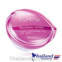 Pond's Flawless White Skin Whitening PONDS Lightening SPF18+ Treatment Day Cream  Price:US $14.99  http://www.ebay.com/itm/151891998208  #ebay #paypal #Thailandfantastic #Pond #Flawless #White #Skin #Whitening #PONDS #Lightening #SPF18+ #Treatment #Day #Cream #Health #Beauty #SkinCare  Thailandfantastic