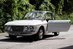 1968 Lancia Fulvia Coupé Series I • Petrolicious