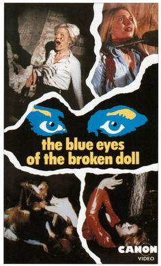 Blue Eyes of the Broken Doll (1974)