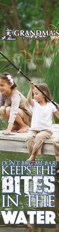 "The ""Don't Bug Me Bar"" is a totally natural alternative to chemical/DEET based insect repellents on the market. KID SAFE! Contains Beautyberry which has been shown to be as effective as DEET as a natural insect repellent."