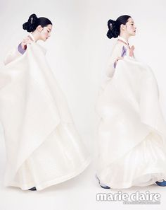 한복 hanbok, Korean traditional clothes : Photo