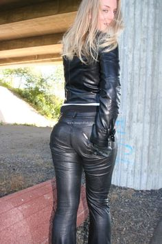 Miss sixty leather