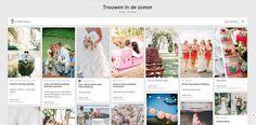 Bij het voorbereiden van je bruiloft kun je bijna niet om Pinterest heen. Duizenden bruiden gingen je al voor op de website, waar je easy peasy online moodboards maakt. Hoe het precies werkt