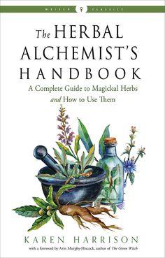 Healing Herbs, Medicinal Herbs, Healing Books, Healing Meditation, Herbal Magic, Magic Herbs, Karen, The Witcher, Alchemist