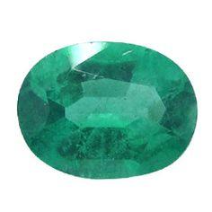 1.14 ct Oval Emerald Rich Grass Green -Gold Crane & Co.