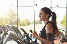 Treadmill Interval Workout   POPSUGAR Fitness   30 minutes