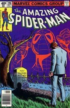 Amazing Spider-Man # 196 by Keith Pollard & Al Milgrom. This was the first Marvel comic I ever read. I totally stole it from my brother.