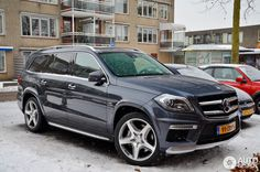 MB GL 63 AMG lots of power