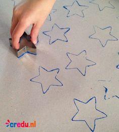 Stempelen met koekvormpjes - http://credu.nl/?post_type=product&s=koek