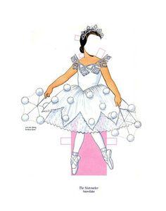 The Nutcracker Ballet The Nutcracker Snowflake